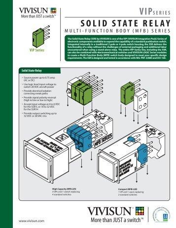 SSR Technical Data Sheet. - Aerospace Optics
