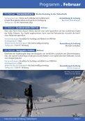Winterprogramm 2012/13 - Ternberg-Trattenbach - Naturfreunde - Page 7