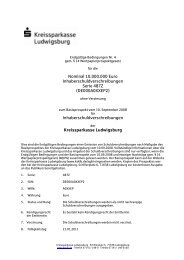 DE000A0XXEP2 - Kreissparkasse Ludwigsburg