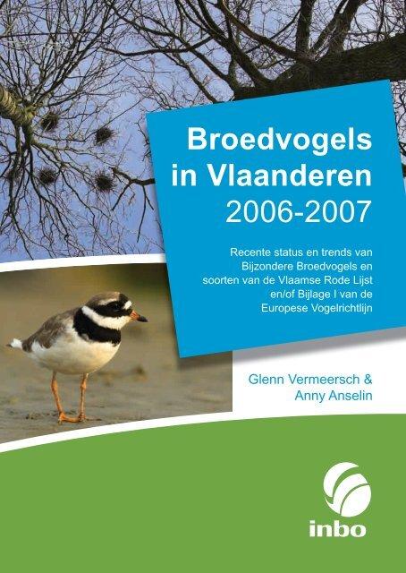 Broedvogels in Vlaanderen 2006-2007 - Instituut voor Natuur- en ...