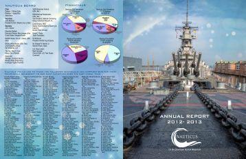 ANNUAL REPORT | 2011- 2012 - Nauticus