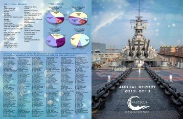 ANNUAL REPORT | 2011- 2012 - Nauticus