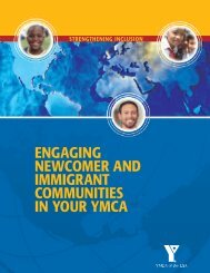 engaging newcomer and immigrant communities in your ymca