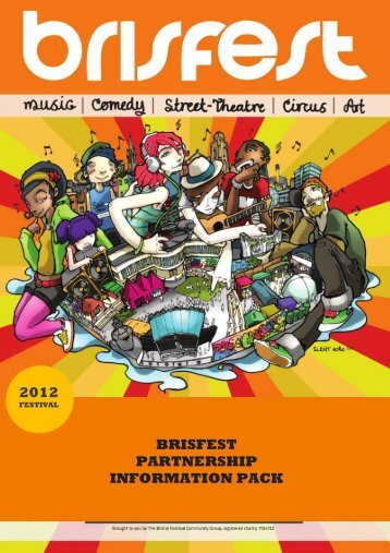 2012 brisfest partnership information pack - The UK Sponsorship ...