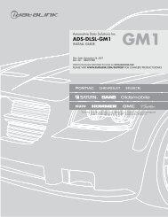 ADS-DLSL-GM1 - Autotoys