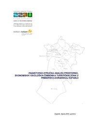 Prvi dio - zavod pgz - Primorsko-goranska županija