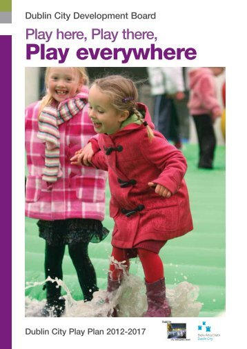 Play everywhere - Dublin City Council