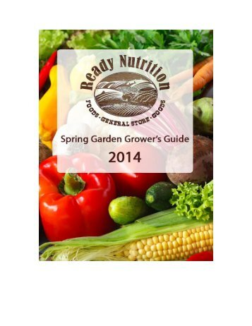 Spring-Vegetable-Garden-In-A-Can-2014-Growing-Guide