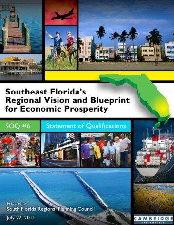 Cambridge Systematics - South Florida Regional Planning Council