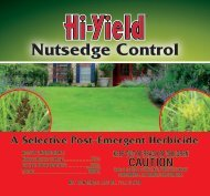 Hi-Yield Nutsedge Control Label - Do My Own Pest Control
