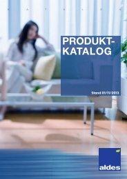 PRODUKT- KATALOG - Aldes