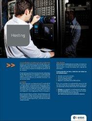 La necesidad de servidores de alto rendimiento Contar con ... - Entel