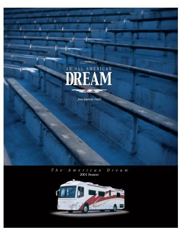 AN ALL AMERICAN DREAM - RVUSA.com