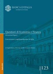 Testo - Banca d'Italia