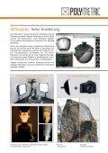 Kompetenz in Optischer 3D Messtechnik - Polymetric GmbH - Page 7