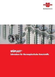 Erfahren Sie mehr über die neue WÜPLAST®-Produktlinie in dieser ...