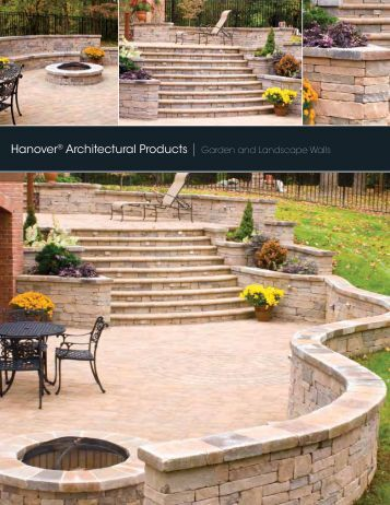 Hanover® Architectural Products | Garden and Landscape Walls