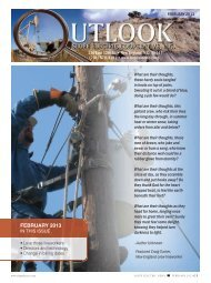 FEBRUARY 2013 - Slope Electric Cooperative