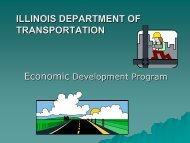Financing Resources for Community Economic Development ...
