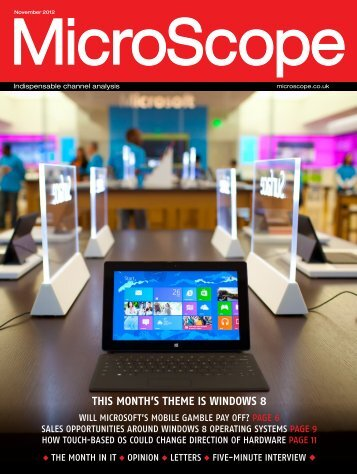 This monTh's Theme is WindoWs 8 - Bitpipe