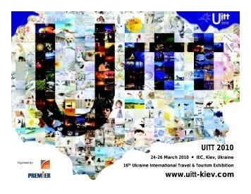 UITT 2010 www.uitt-kiev.com