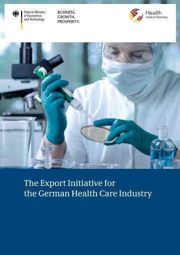 PDF: 1.2 MB - Health - Made in Germany