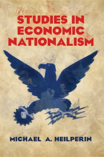 Studies in Economic Nationalism.pdf - The Ludwig von Mises Institute