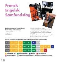 Fransk Engelsk Samfundsfag - Christianshavns Gymnasium