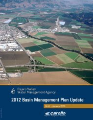 The 2012 Basin Management Plan Update - Public Review Draft