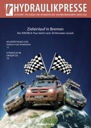 Zieleinlauf in Bremen - Hansa Flex