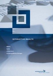 finden Sie unsere aktuellen Interaktiven Inhalte [PDF]