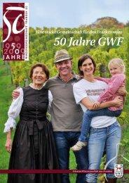 50 Jahre GWF - GWF-Frankenwein