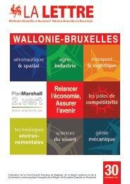 Lettre de la Délégation Wallonie-Bruxelles à Bucarest - n°30 - WBI