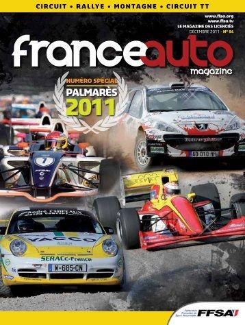 France auto n°94 - FFSA