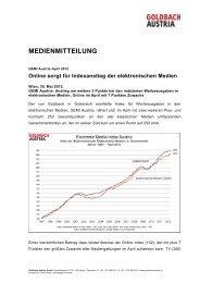 GEMI Austria - Goldbach Audience