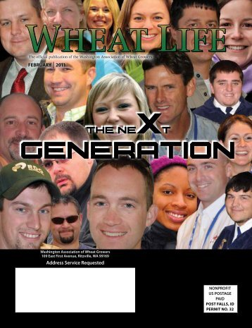 The Playbook Generation Generation - Wheat Life