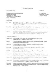 HERE. - Department of Geography and Anthropology - Louisiana ...