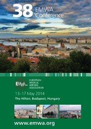 Budapest Conference Brochure FV