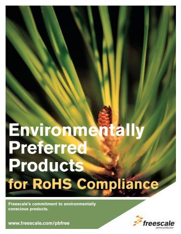 Environmentally Preferred Products - Arrow Electronics