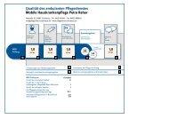 MDK-Prüfungsbericht 2013 - Mobile Hauskrankenpflege