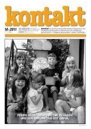 Ausgabe 14 (21.07.2011) PDF - Herrnhut