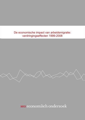 De economische impact van arbeidsmigratie - SEO Economisch ...