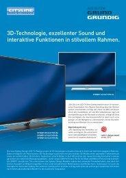 3D-Technologie, exzellenter Sound und interaktive ... - Casc.at