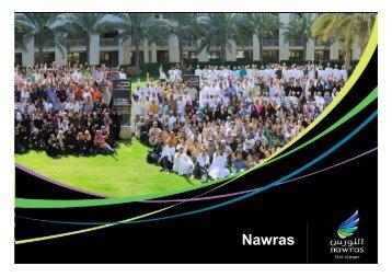 Nawras Investor Presentation Q1-2012 1May12 [Compatibility Mode]