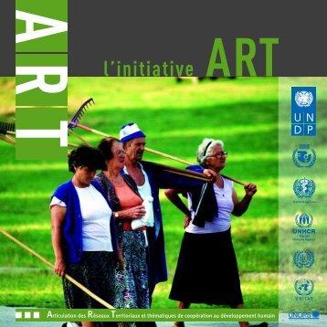 l'initiative ART