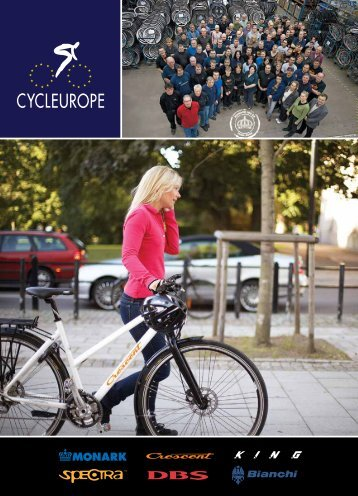 Läs mer - Cycleurope