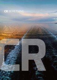 CR Beretning - DFDS