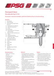 Prima E-l-15/3 - PSG Plastic Service GmbH