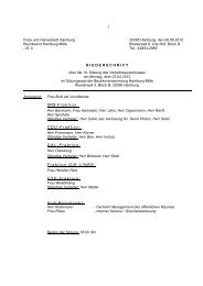 10. VerkA - beschlossene Niederschrift - Hamburg-Mitte-Dokumente