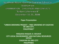 "Paper Presentation ""URBAN GREENING PROJECT – TREE GROWING OF ..."